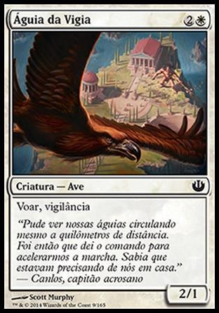 Águia da Vigia / Eagle of the Watch